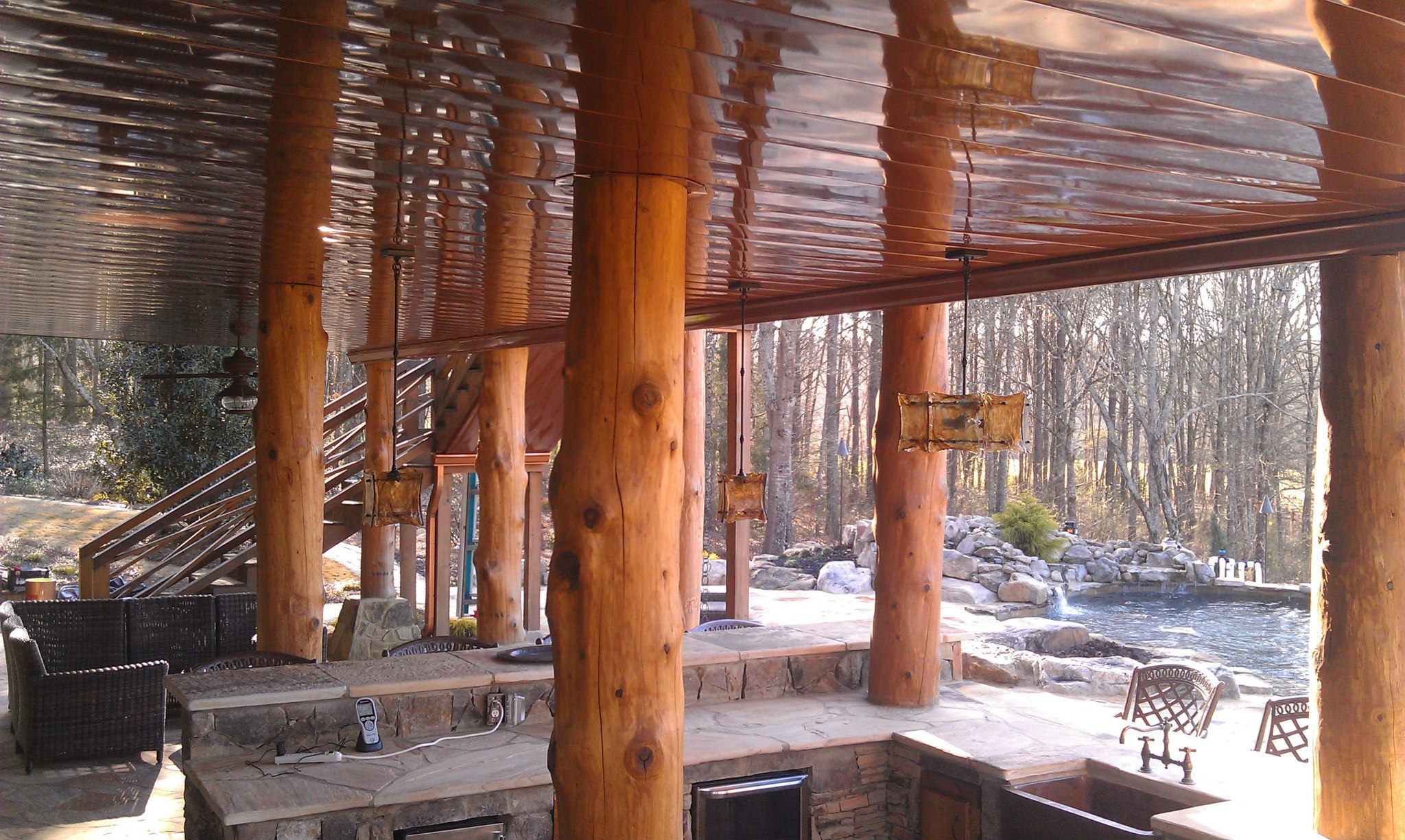 Recent Work 4. Underdeck Ceiling 7